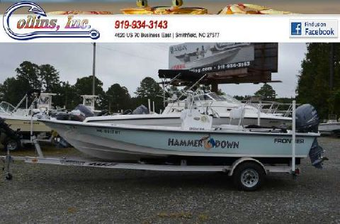 2012 Frontier Boats 210
