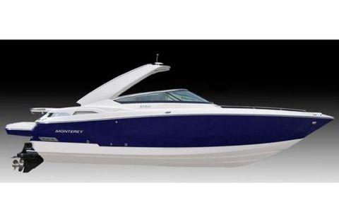 2012 Monterey 328 Super Sport Manufacturer Provided Image