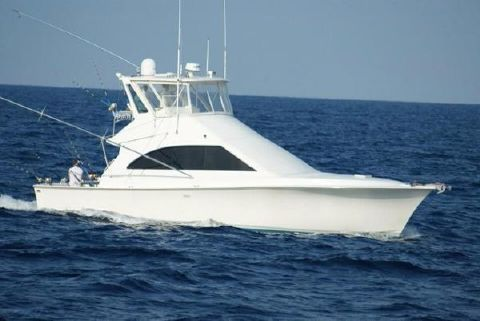 1997 Ocean Yachts 45 Super Sport REPOWERED!! Profile