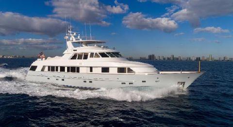 1997 Delta Marine Motoryacht