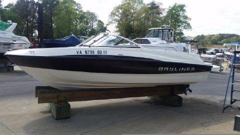 2013 Bayliner 185 Bowrider