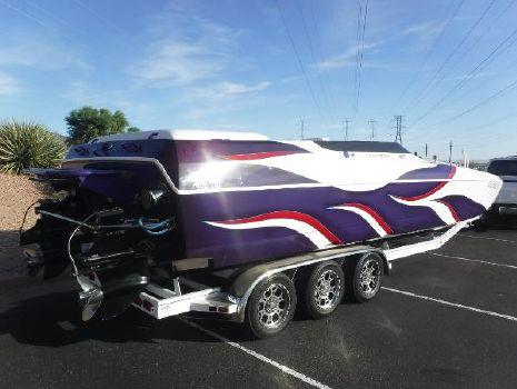 2000 Eliminator Boats 28 Daytona