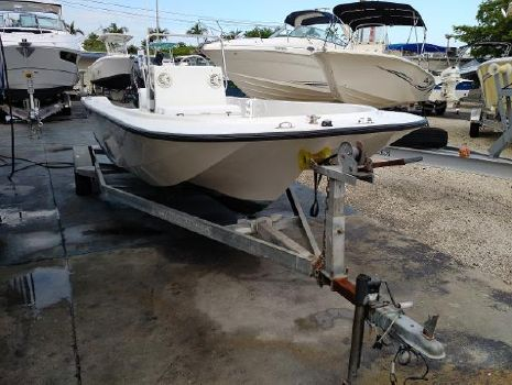 1988 Wahoo Offshore Bay Boat
