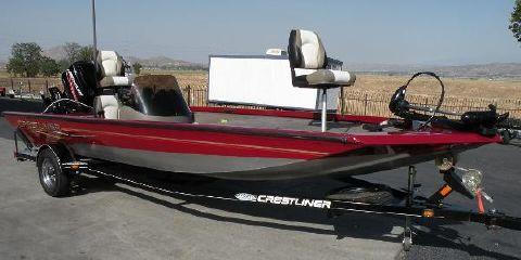 2007 Crestliner CX19