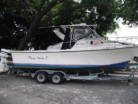 1990 Sea Ox Blue Water Pro