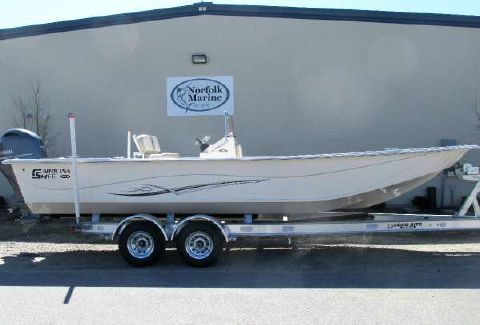 2016 Carolina Skiff DLV 258
