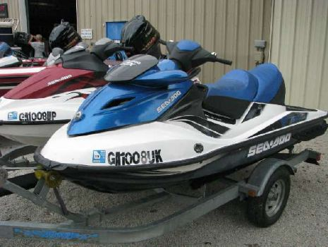 2009 Sea-Doo GTX