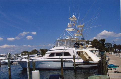 1998 Bertram 60 Sportsfish
