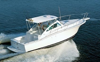 2004 Luhrs 30 Hard Top Manufacturer Provided Image