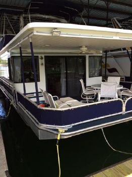 1998 Stardust 16 x 78 Houseboat