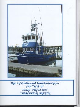 1978 Custom Weld commercial fishery