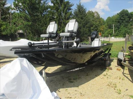 2016 Lowe Modified-V Stinger 175