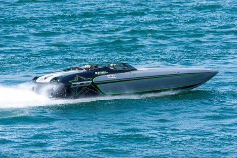 2015 Daves Custom Boats DCB M35
