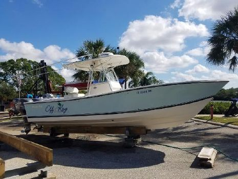 2003 REGULATOR 26 FS