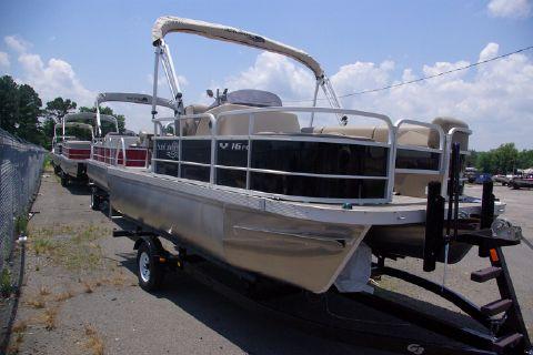 2015 G3 Boats SunCatcher V16 Fish & Cruise
