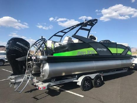 2018 Aqua Patio 250 Express