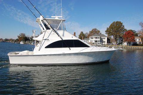 1994 Ocean Yachts 42 SS water4.JPG