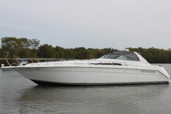Check Out This 1991 Sea Ray 480 Sundancer On Boattrader Com