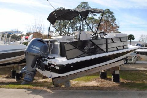 2017 Hurricane 216 Fundeck OB Pontoon Boat Hurricane 216 Fundeck OB Pontoon Boat