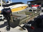 2016 Tracker Topper 1232 Riveted Jon Boat