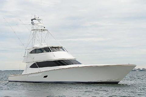 2014 Viking Convertible Profile