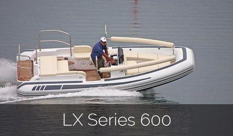 2018 Novurania LX Series 600