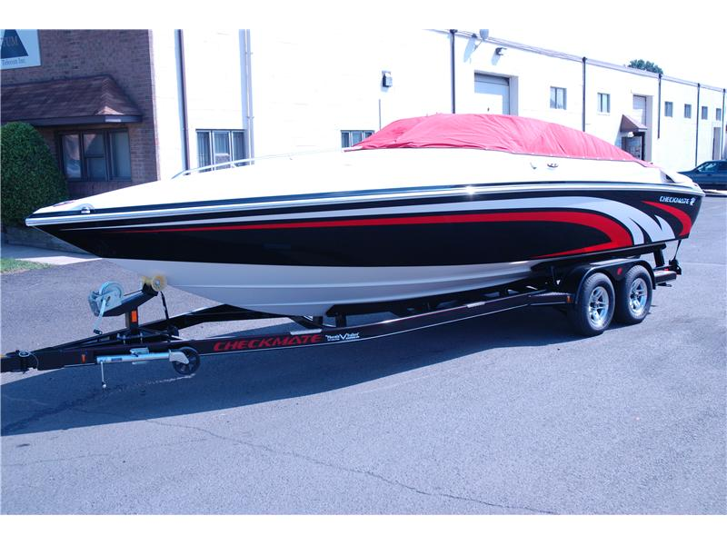 2015 CHECKMATE BOATS INC 275 ZT