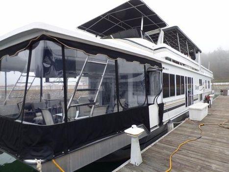 1999 Fantasy Houseboat 16x77