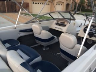 2007 Reinell 186 Fns Open Bow