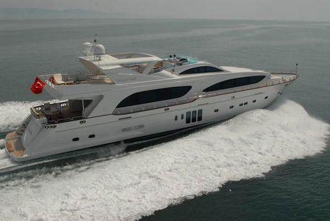 2008 Bilgin Motor Yacht (JFR)