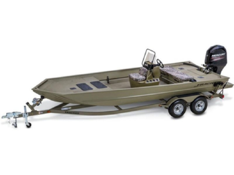 2014 Tracker GRIZZLY 2072 CC WITH 60 ELPT FOURSTROKE