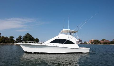 2005 Ocean Yachts 52 SUPER SPORT