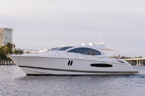 2008 Lazzara 75 LSX Profile - PRECIOUS MOMENTS