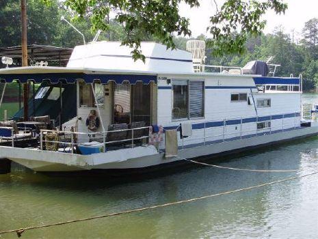 1978 STARDUST 55' Houseboat