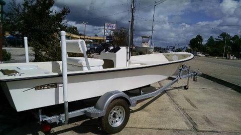 2015 May-craft 1700 Skiff