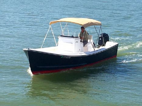 2013 Eastern 22 Center Console