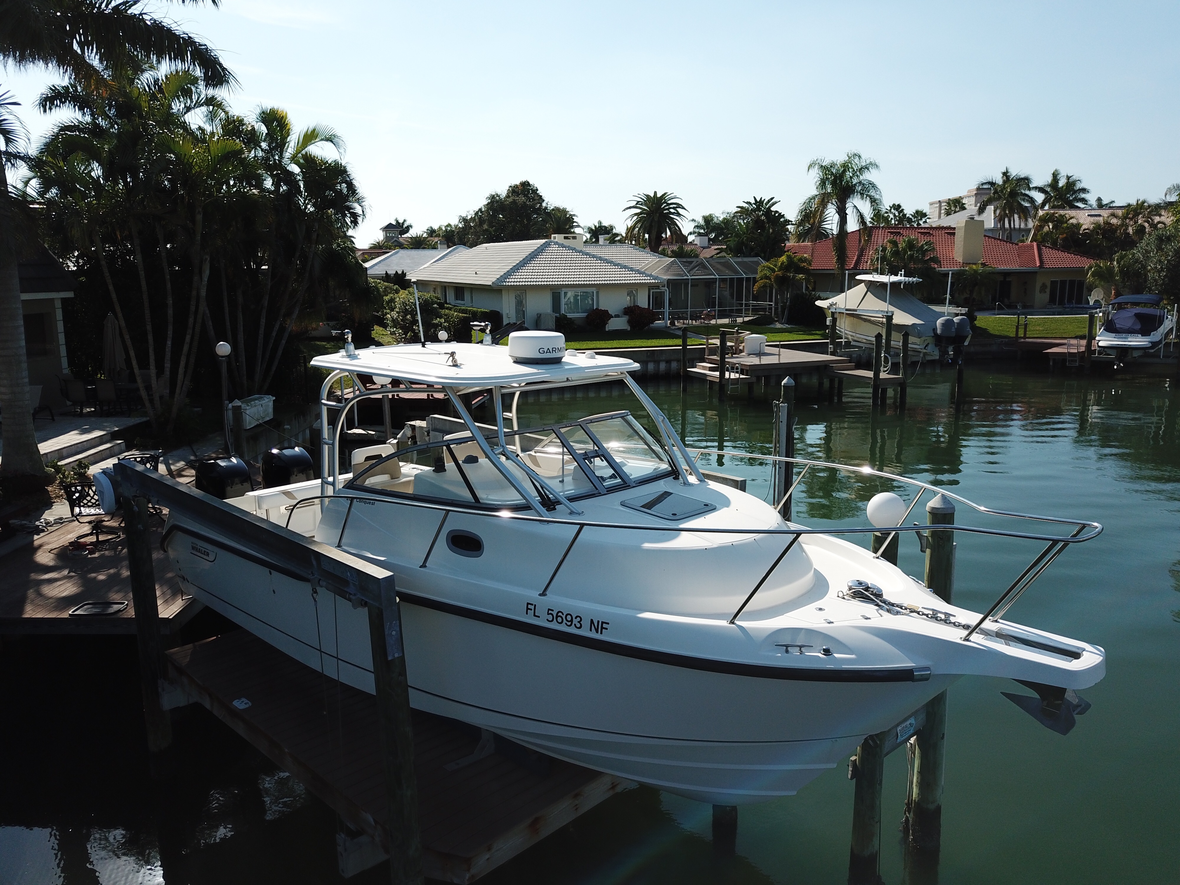 Check out this 2006 BOSTON WHALER 285 Conquest on Boattrader com