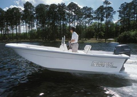 2016 Carolina Skiff 178 DLV Manufacturer Provided Image
