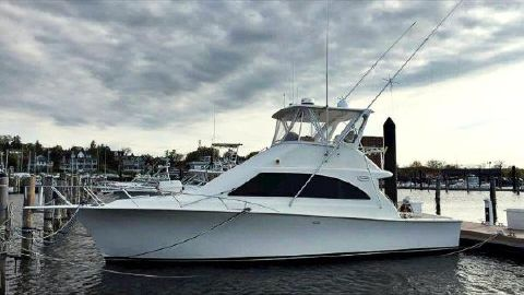 1999 Ocean Yachts 40 Super Sport Profile