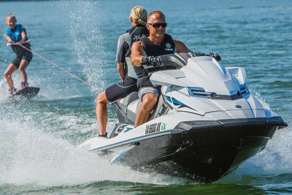 2015 Yamaha Waverunner FX Cruiser SVHO Manufacturer Provided Image