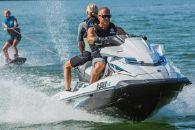 2015 Yamaha Waverunner FX Cruiser SVHO