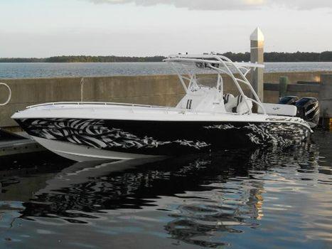 2015 Glasstream 328 Pro X