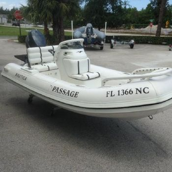 2001 Nautica International 12 Deluxe
