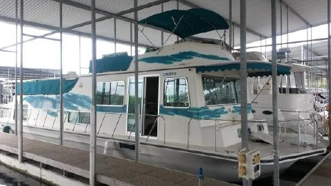 1988 Harbor Master 52 Houseboat