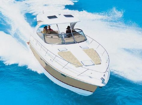 2012 Formula 34 Cruiser Manufacturer Image - available vessel is not a hard top