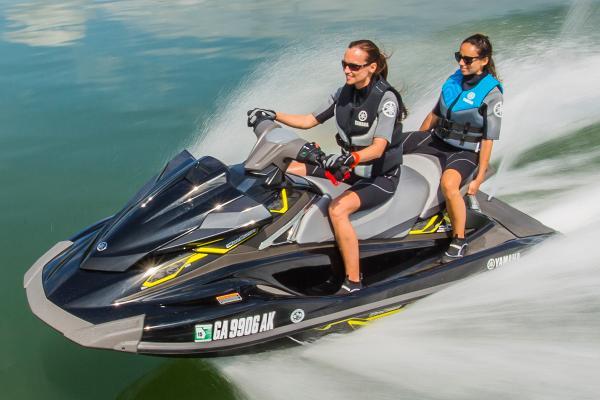 Used 2015 Yamaha Waverunner Vx Deluxe, Wilmington, Nc - 28403 ...