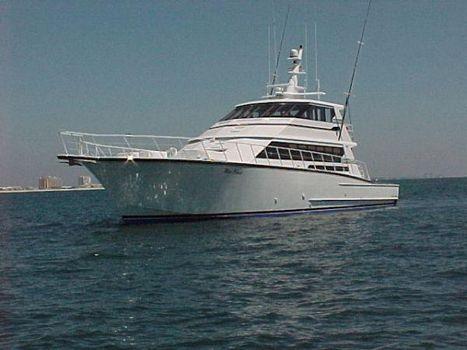 2001 Breaux Yacht fisherman