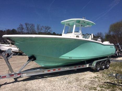 2016 Tidewater Boats 280 CC