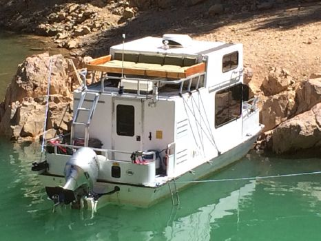 2001 Seaark Nomad