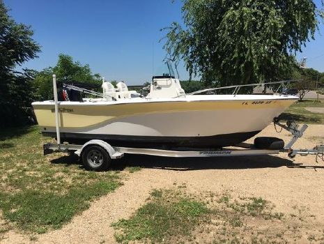 2008 Sea Fox 206 Center Console